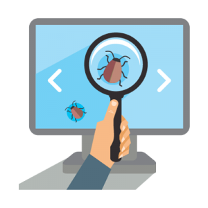 Secured testing environment for your web project 300x300